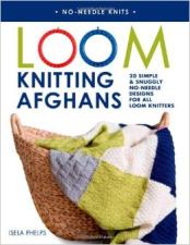 Loom Knitting Afghans cover