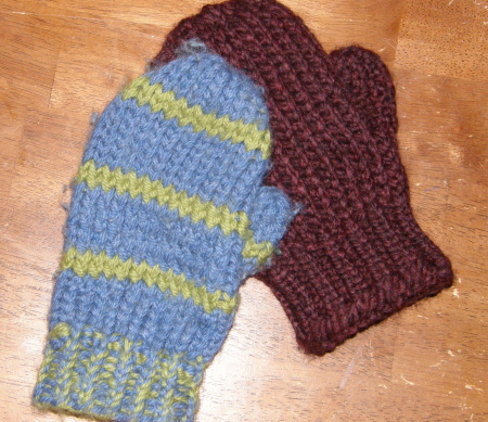 Baby Knitted Legging Pattern Set with Jacket Cap Mittens