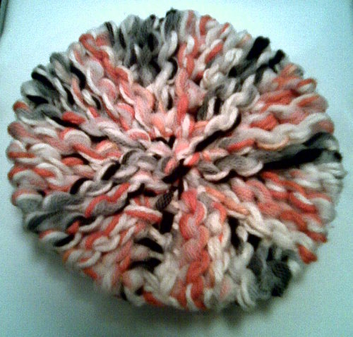 Jeannette's Coral Scrubby-O~