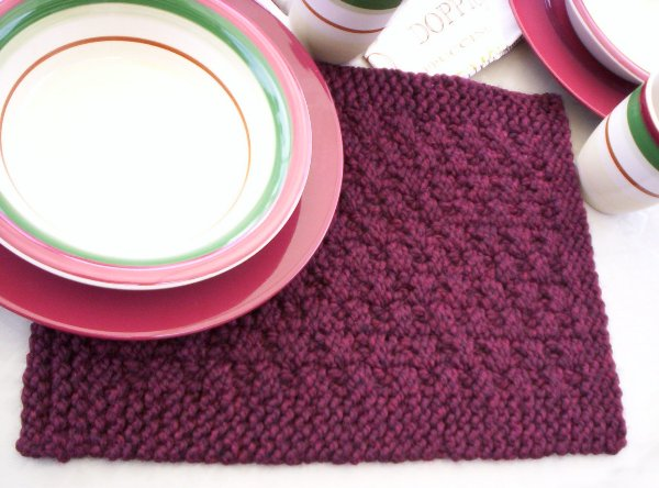 Free Placemats Crochet Patterns - Crochet Favorites for Everything