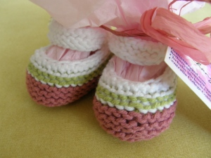 So Sweet for Tiny Feet!