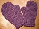 Super Easy Mittens-Adult...you can find in the Freebies.