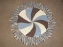 Pinwheel Blanket...pattern by Denise Layman