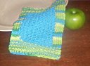 My Dishcloth...pattern not yet released.