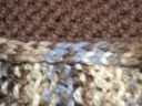 I-Cord Seaming close up~