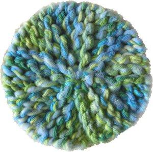 Scrubby-O's blue