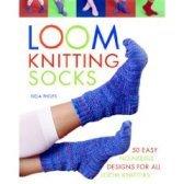Loom Knitting Socks