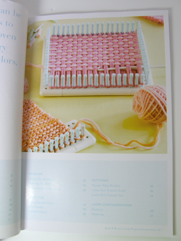 Martha Stewart Tries Her Hand At Loom Knitting Gettin It Pegged