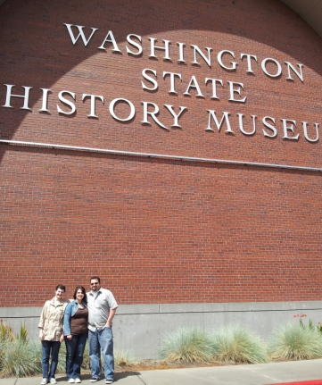 The Washington State History Museum! sm