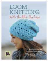 Loom Knitting with the All-n-One Loom Cover