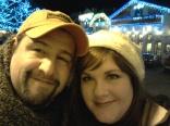 Evan & Bethany at Leavenworth, Wa 2012