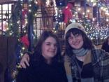 Emily & Megan at Leavenworth, Wa 2012