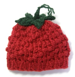 Raspberry Hat- infant