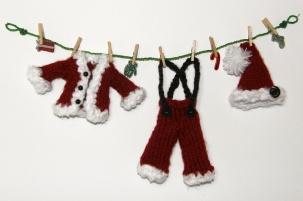 Santa's Clothesline!