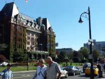 Victoria, BC- The Empress Hotel- Sept 2012