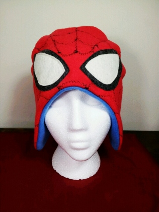 Spiderman_hat_front_2013-12-17