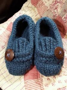 Emily's Slippers