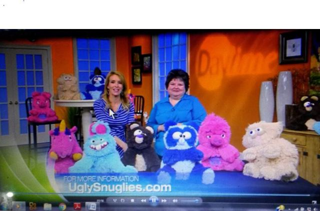 """Cathy on """"Daytime"""""""