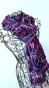 No-Twist Drop Stitch, 2 wrap angle, sm